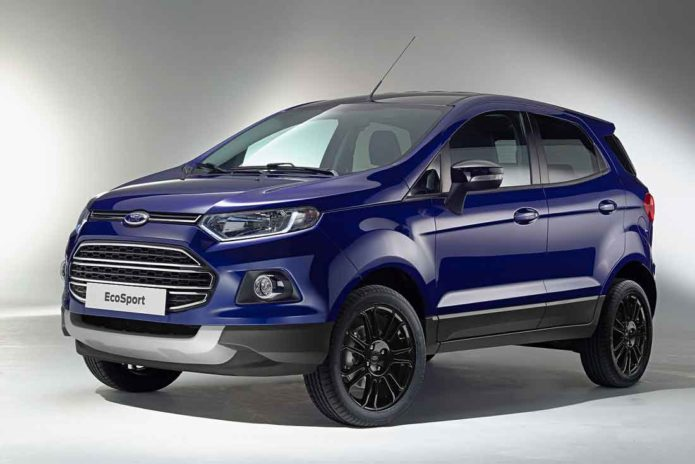 Three Things We Love About the Ford Ecosport Trend 1.5L AT