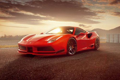 2017 Ferrari 488 GTB By Novitec Rosso Review