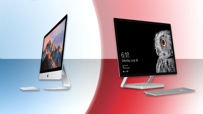Surface Studio vs iMac (2017): Which is better?
