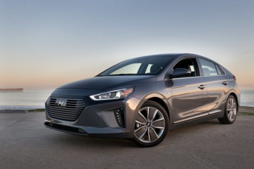 2017 Hyundai Ioniq Hybrid review