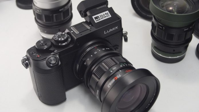 Kowa MFT 8.5mm, 12mm & 25mm Lens Video Review