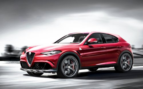 2018 Alfa Romeo Stelvio First Drive: Offbeat Italian SUV comes to conquer