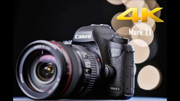 Canon EOS 6D Mark II Hands-on Review