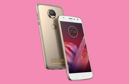 Moto Z2 Play review: All the mod cons