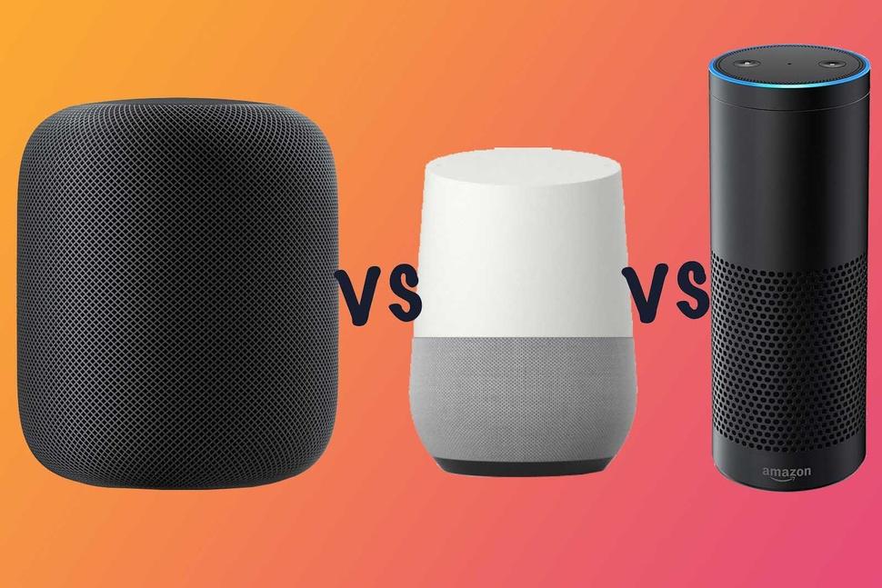 Garmin Forerunner 10 >> Apple HomePod vs Google Home vs Amazon Echo: What's the ...