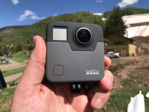 GoPro Fusion preview: The 360 camera you've been waiting for