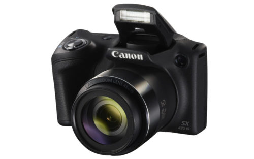 Canon PowerShot SX430 IS Review