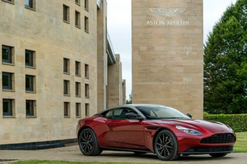 2017 Aston Martin DB11 Henley Royal Regatta  Review