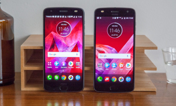 Moto Z2 Force vs Moto Z2 Play: Which Modular Phone Wins?