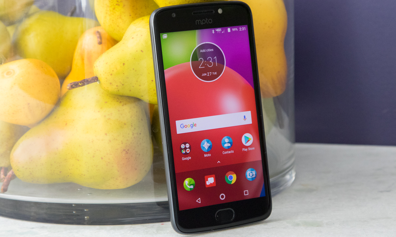 Moto E4 Review Decent Budget Phone Has One Huge Flaw