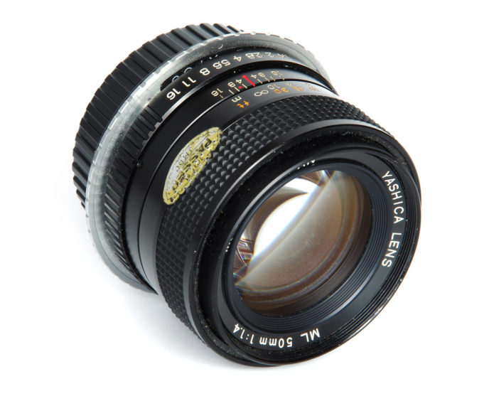 Yashica ML 50mm f/1.4 Classic Lens Review