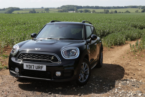 Mini Countryman Cooper S E preview: Mini's first electric hybrid hits the road