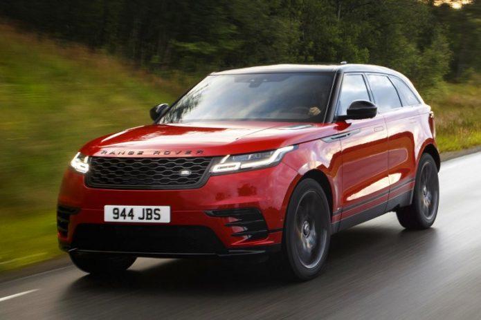 2017 Range Rover Velar Review
