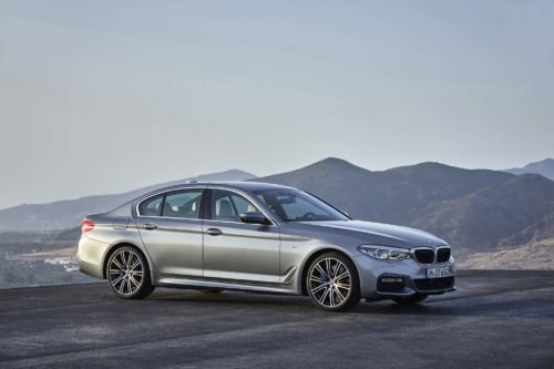 5 things you need to know about the 2017 BMW 540i xDrive