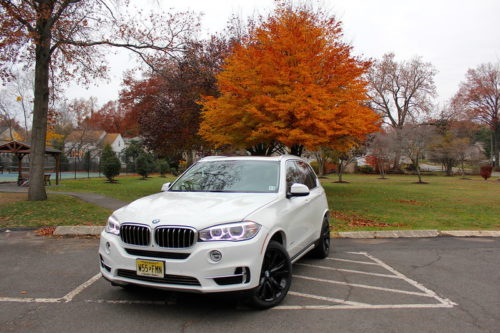 5 Things You Need To Know About The 2017 BMW X5 40e iPerformance SUV