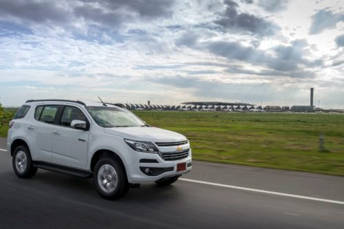 2017 Chevrolet Trailblazer Z71 Review