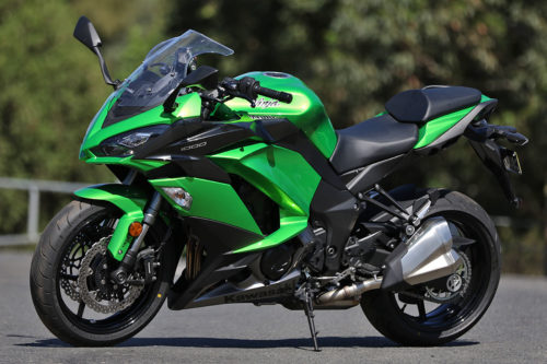 2017 Kawasaki Ninja 1000 Review