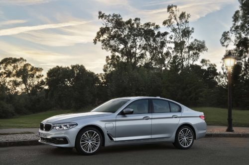 BMW 530e plug-in hybrid preview: The best of both worlds?