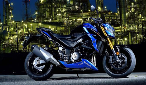 2018 Suzuki GSX-S750 First Ride Review