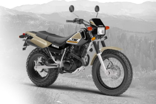 2016-2018 Yamaha TW200 Review