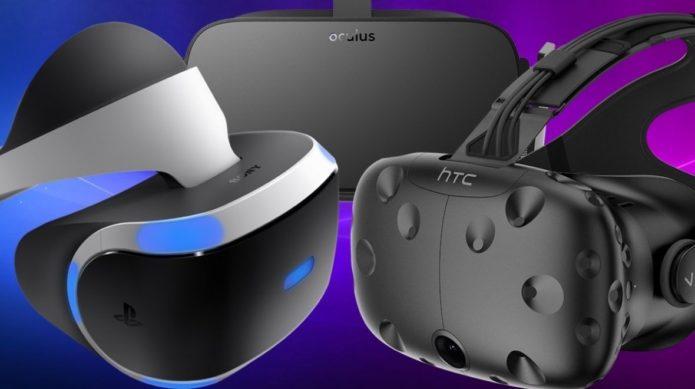 Best VR headsets 2017: HTC Vive, Oculus, PlayStation VR compared
