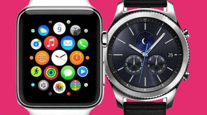 Apple watchOS v Samsung Tizen: Battle of the smartwatch platforms