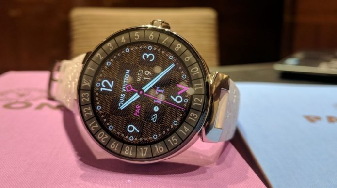 Louis Vuitton Tambour Horizon first look review : A luxury smartwatch for travellers
