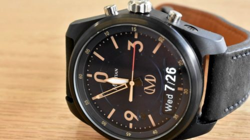 Living with the Martian mVoice Watch Review : Putting Alexa on your wrist