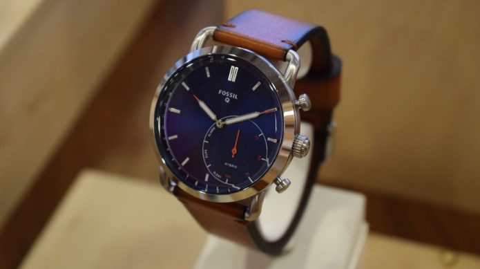 Fossil's Q Commuter might be its best looking hybrid smartwatch yet