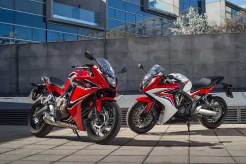 2015-2018 Honda CBR650F Review