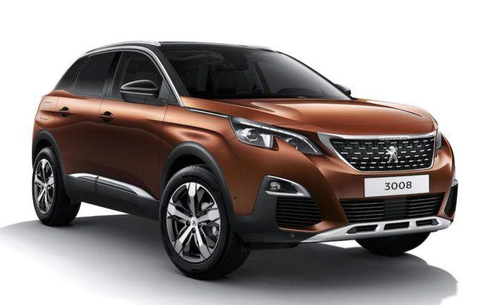 2018 Peugeot 3008, 5008: Initial Australian details revealed