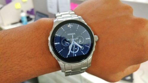 Fossil Q Marshal India review