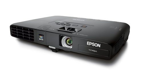 Epson Powerlite 1761W Projector review