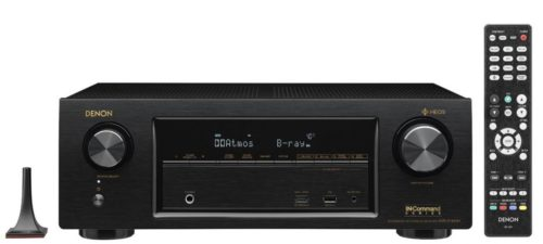 Denon AVR-X1400H Review