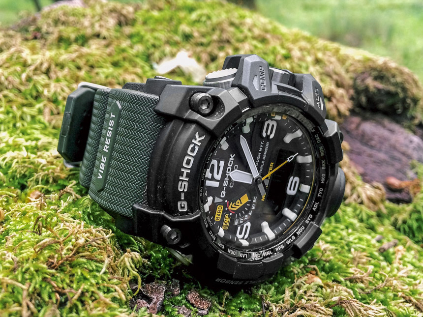 Casio G-Shock Mudmaster GWG-1000 review