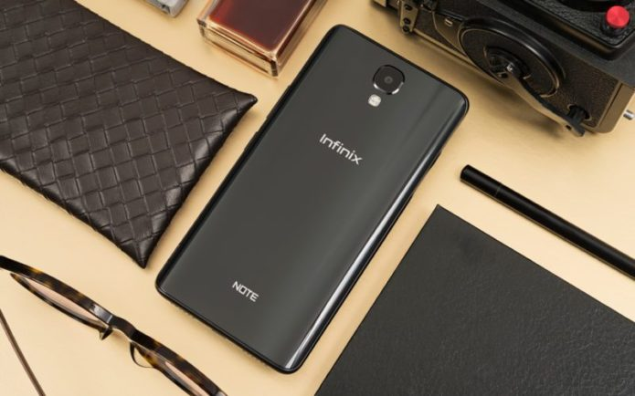 Infinix Note 4 Hands-on Review : First Impressions