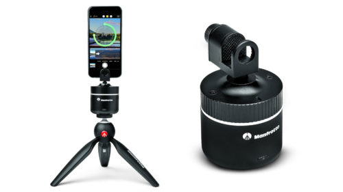 Manfrotto Pixi Pano360 Review