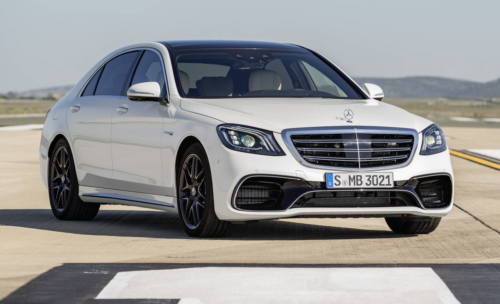 2018 Mercedes-AMG S63 First Drive: Fiercely relaxing