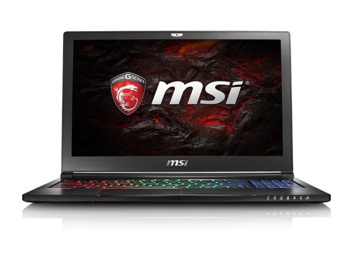 MSI GS63VR 7RF Stealth Pro Gaming Notebook Review