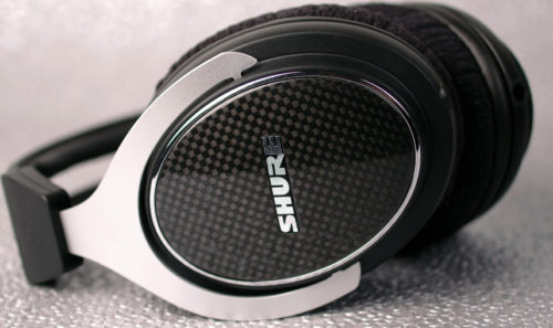Shure SRH1540 closed back Headphones Review