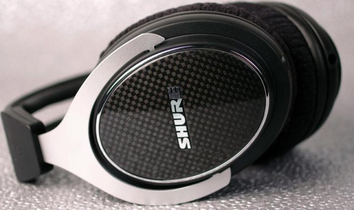 Shure SRH1540 closed back Headphones Review