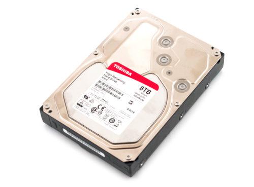 Toshiba N300 3.5-inch hard drive review