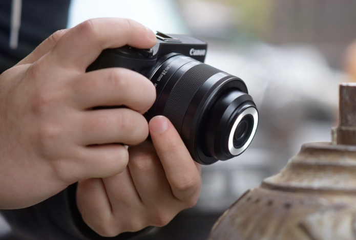 Canon EF-M 28mm Macro Lens Quick Review