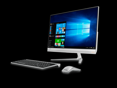 Lenovo IdeaCentre 520S-23IKU Review: Stylish All-In-One Has Its Quirks