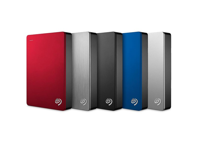 Seagate Backup Plus 5TB Portable Hard Drive Quick Review