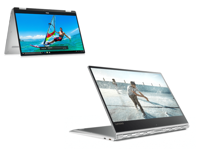Dell XPS 13 2-in-1 vs Lenovo Yoga 910 Comparison