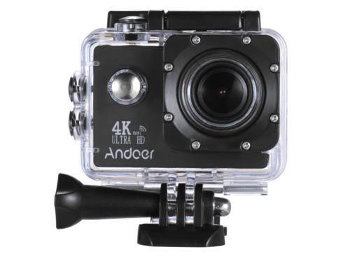 Andoer AN4000 Action Camera Review: Another Model Priced Under-$50