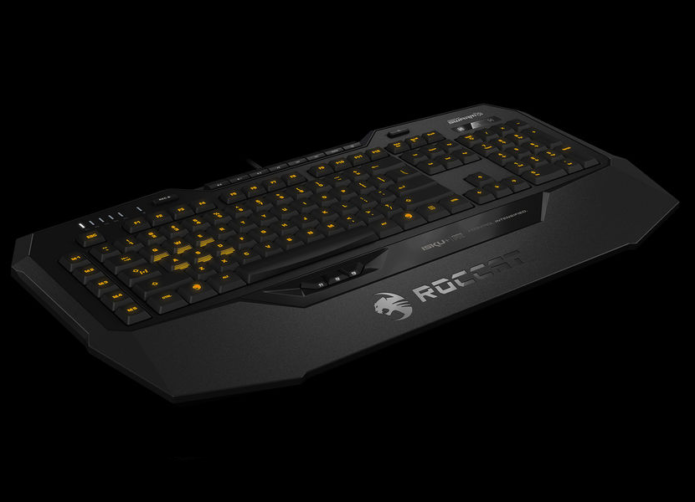 Roccat ISKU+ Force FX Gaming Keyboard Review