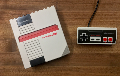 Hyperkin Retron HD review