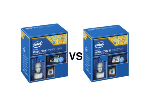 Intel Core i5-7300HQ vs Intel Core i7-7700HQ – which one is better for gaming and for work?